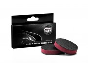 Clay & Clean Rubber Pad 76mm
