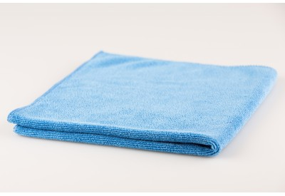 Soft Polishing Cloth Blue