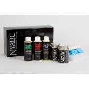 Nyalic Stainless Steel Kit C (2 X 118ml cans)