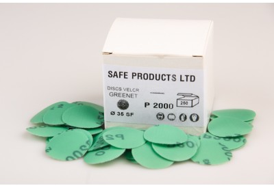 Genius Hook Sanding Daisy 250 Pack P2000