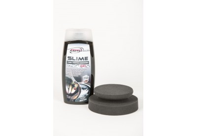Slime Tyre Dressing Gel 500ml & Black Hand Puck
