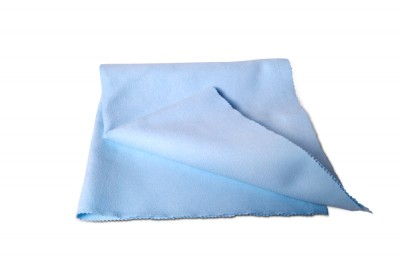 MicroPLUS Blue Finish Cloth