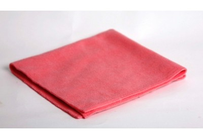 MicroPLUS Polishing Cloth Red