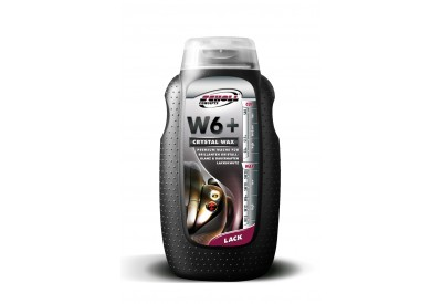 W6+ Premium Car Wax 250ml