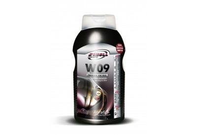 W09 Premium Car Wax  250ml