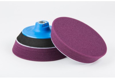 Purple Extreme Edge Detailer Pad 150mm
