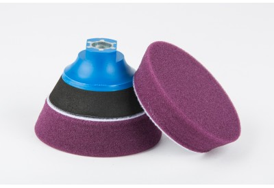 Purple Extreme Edge Detailer Pad 90mm