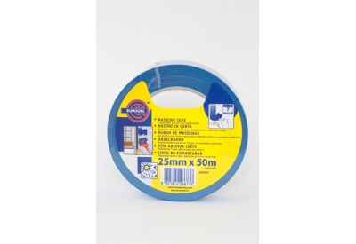 Eurocel Blue Masking Tape 25mm