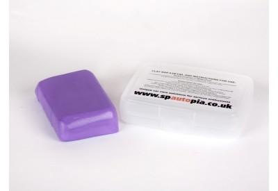 Purple Clay Bar