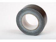 Eurocel Cloth Tape Black 50mm