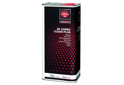 Car System 2K Carbo Clear Plus 5.0L