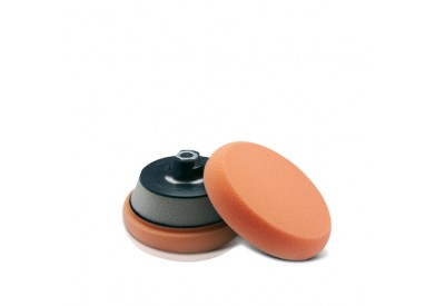 Orange Foam Polishing Pad 85mm